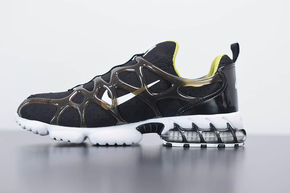 耐克stussy斯图西二代黑色复古运动鞋纯原版本 货号:CJ9918-001