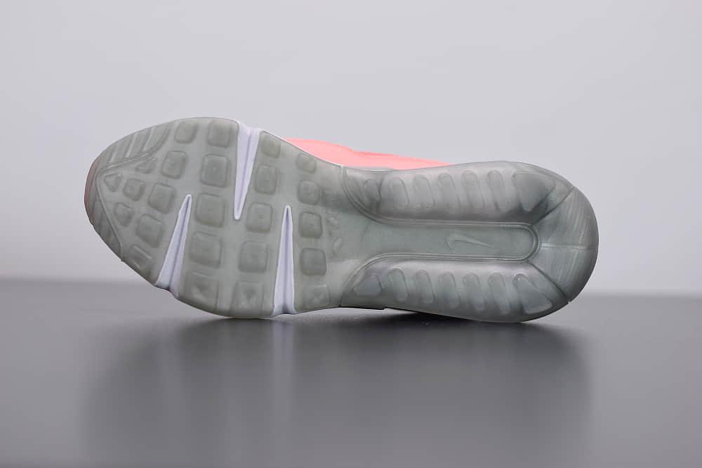 耐克Air Max 2090粉白色半掌气垫跑鞋纯原版本 货号:CT7698-600