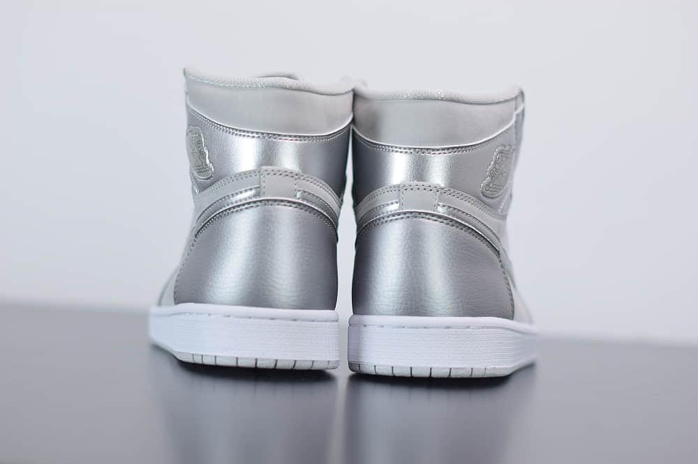 乔丹Air Jordan1 乔1日本限定灰银高帮篮球鞋纯原版本 货号:DC1788-029