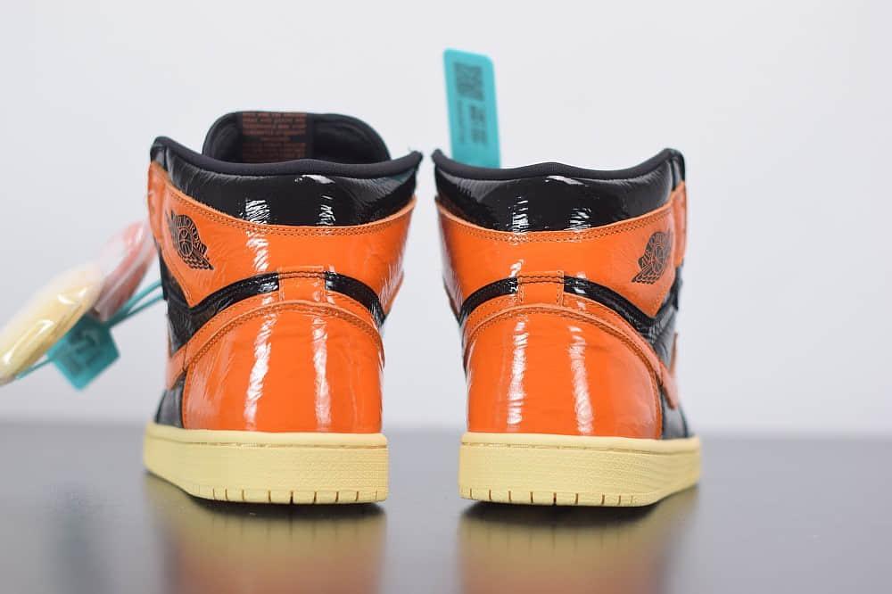 乔丹Air Jordan 1 High OG AJ1 3.0猪油扣碎高帮板鞋纯原版本 货号:555088-028