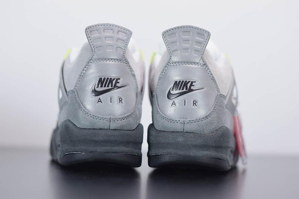 """乔丹 Air Jordan 4 SE """"Neon""""霓虹灯篮球鞋纯原版本 货号:CT5342-007"""