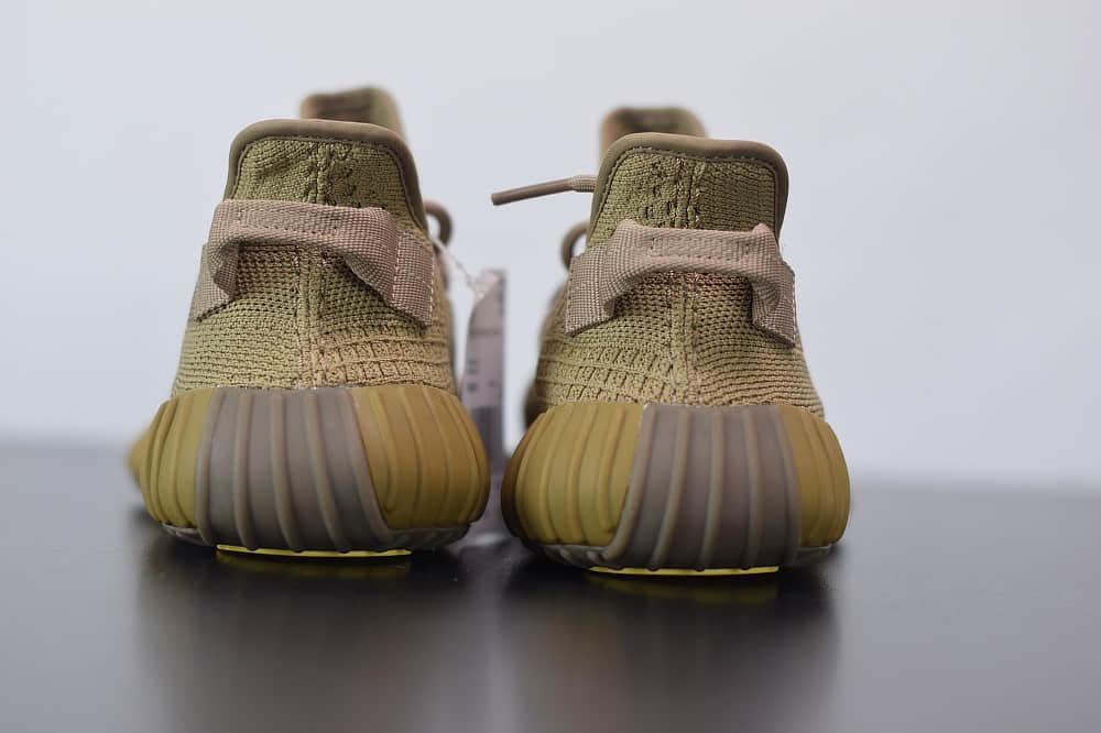 阿迪达斯ADIDAS YEZZY 350 V2地球配色休闲慢跑鞋纯原版本 货号:FX9033