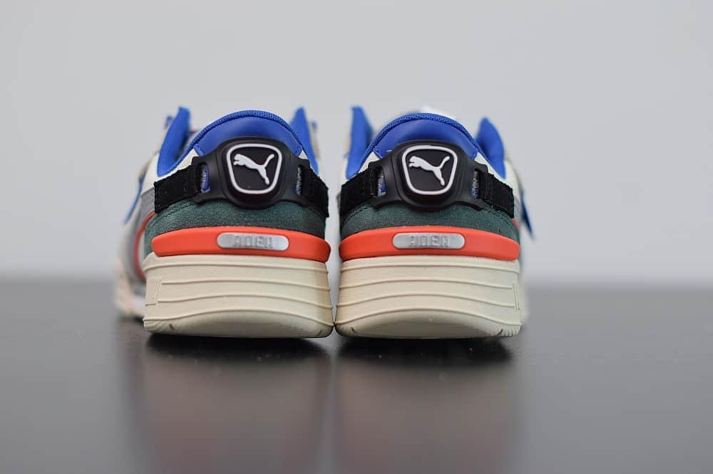 彪马PUMA X CGR ADER ERROR联名款男女情侣同款休闲板鞋纯原版本 货号:370108-01