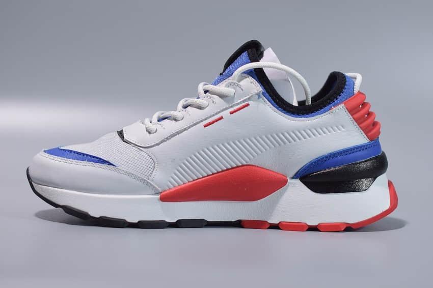 彪马PUMA RS-0 Sound刘昊然同款复古蓝白红三色老爹鞋纯原版本 货号:366890-01