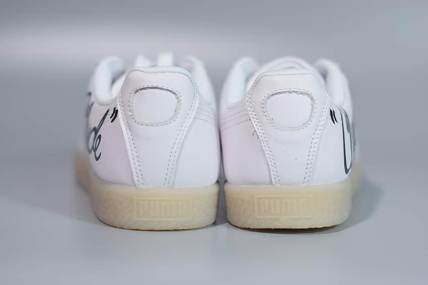 彪马Puma Clyde Signature海外限定配色联名款低帮运动休闲板鞋纯原版本 货号:365803-01