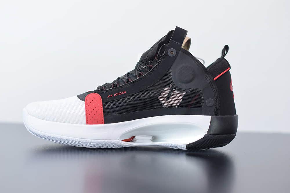 乔丹AirJordan3四代黑白红灭世实战篮球鞋纯原版本 货号:BQ3381-100