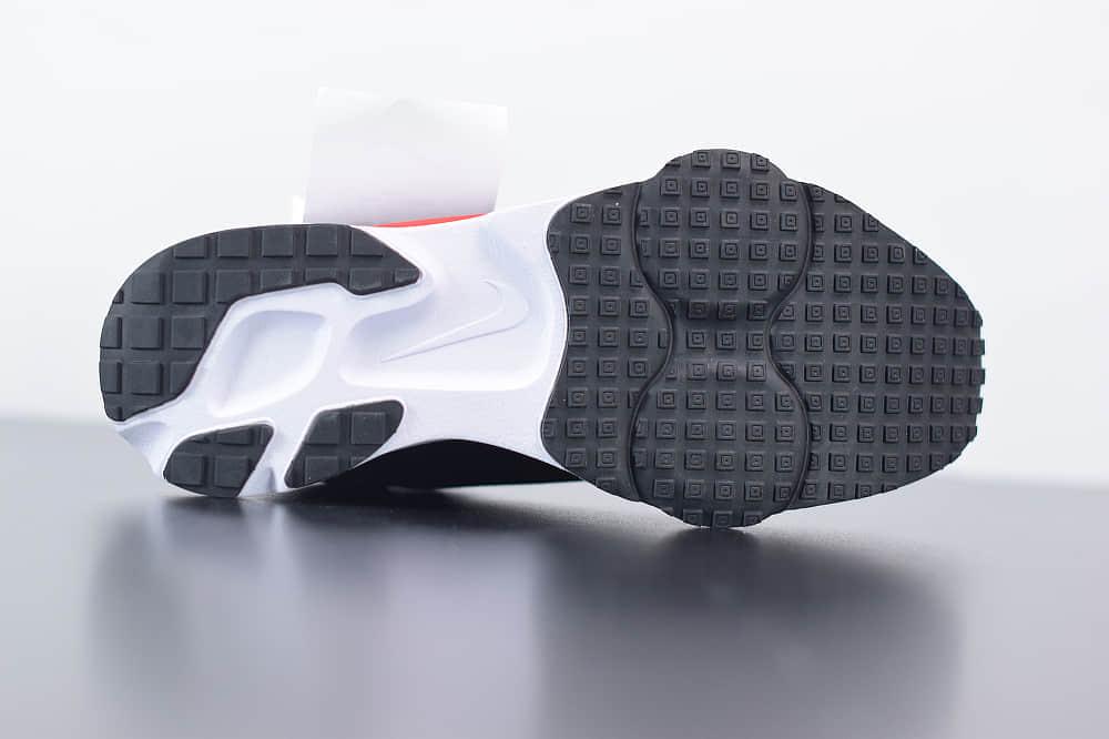 耐克Nike Air Zoom TypeN.354黑红复古气垫超跑鞋纯原版本 货号:CJ2033-006