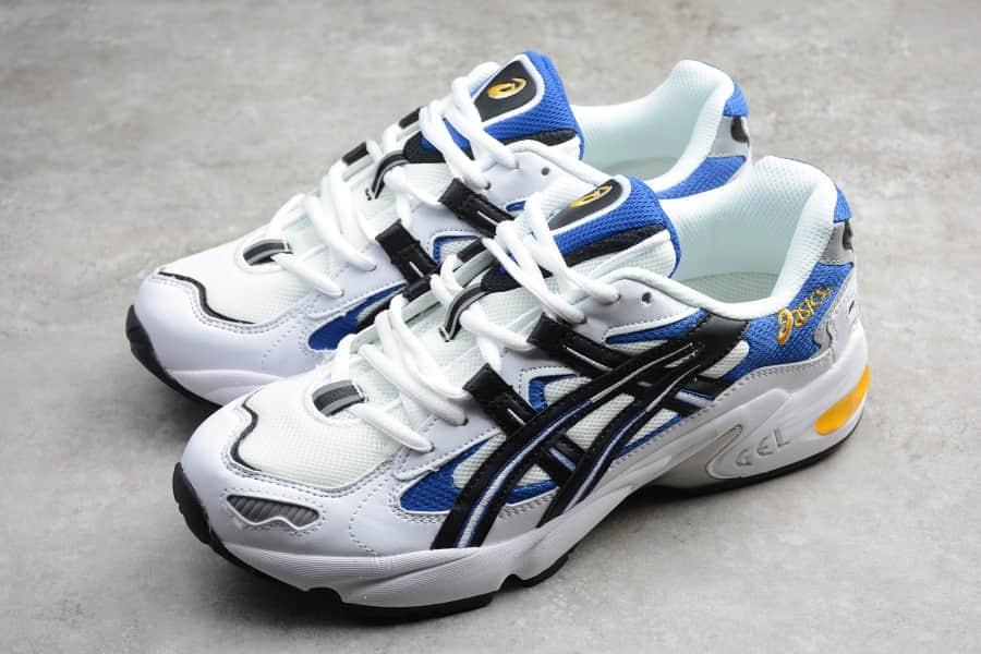 亚瑟士Asics GEL-KAYANO5 OG白蓝休闲跑步鞋纯原版本 货号:1191A099-101