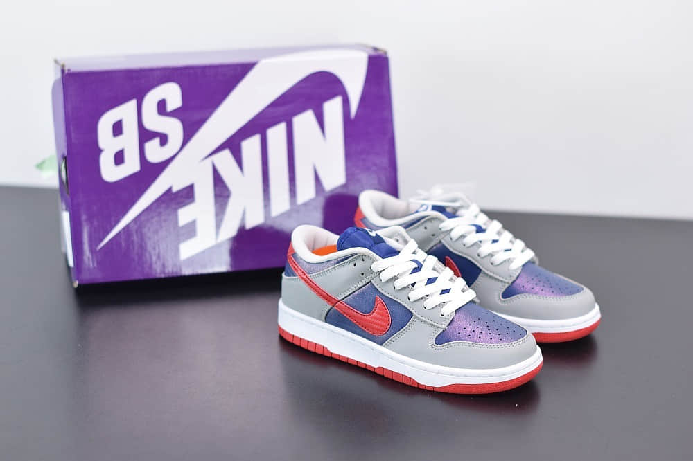 """耐克Nike SB Dunk Low """"Samba"""" 桑巴低帮板鞋纯原版本 货号:CZ2667-400"""