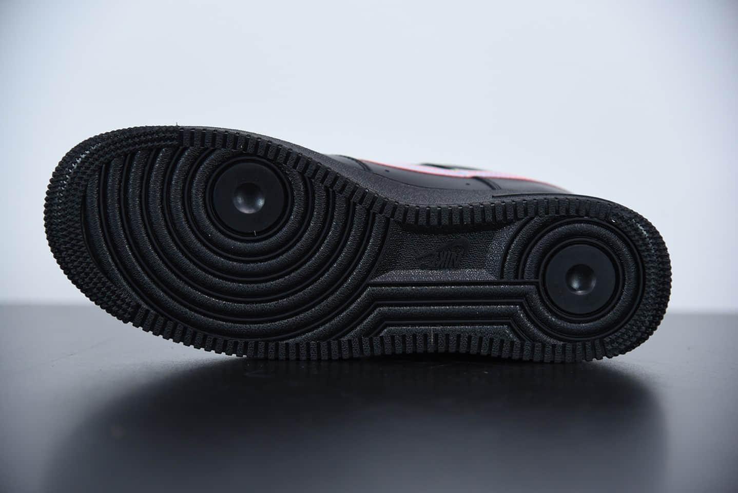 耐克Nike Air Force 1'07 LV8 Good Game 电玩魔术贴空军一号低帮休闲运动板鞋纯原版本 货号:DC0710-101
