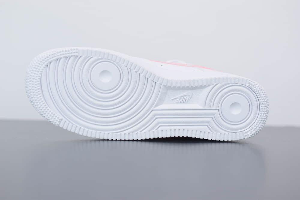 耐克NikeAir Force 1 '07 LV8Good Game电玩英雄联盟S10限量白炫彩镭射魔术贴低帮空军一号休闲板鞋纯原版本 货号:DC0710-191