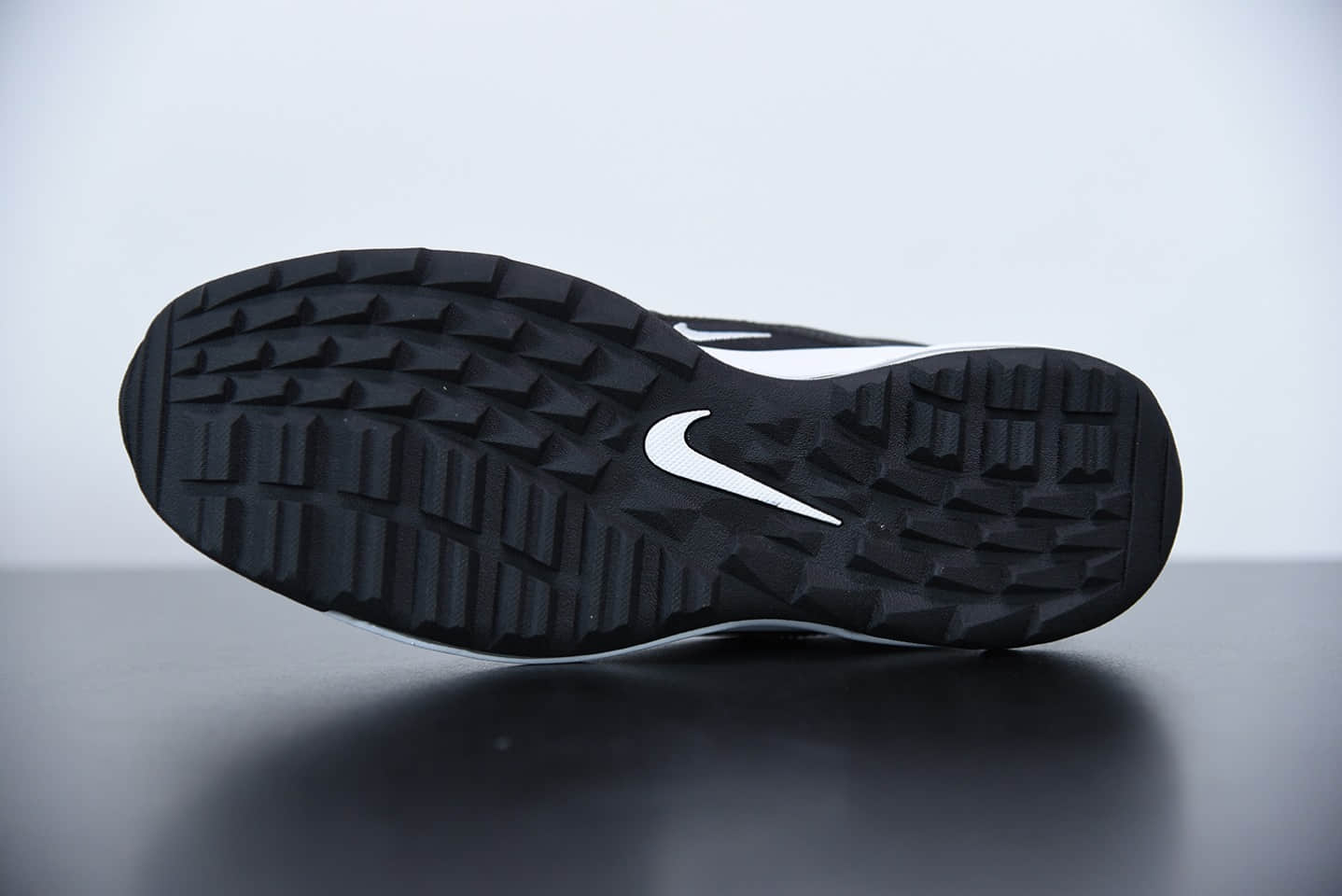 耐克Nike Wmns Air Max 97 Golf倒刺加厚大底复古气垫百搭休闲运动慢跑鞋纯原版本 货号:CI7538-002