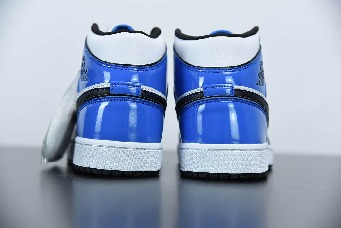 """乔丹Air Jordan 1 Mid SE """"Signal Blue""""二次元小闪电中帮文化篮球鞋纯原版本 货号:DD6834-402"""