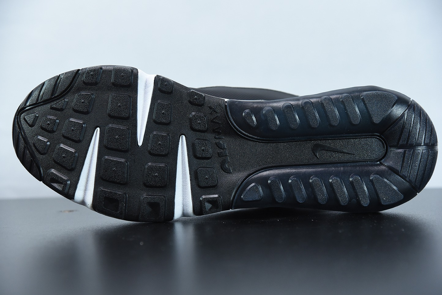耐克Neymar x Nike Air Max 2090 黑橘色缓震气垫鞋耐磨防滑超透气休闲跑步鞋纯原版本 货号:DC1465-001