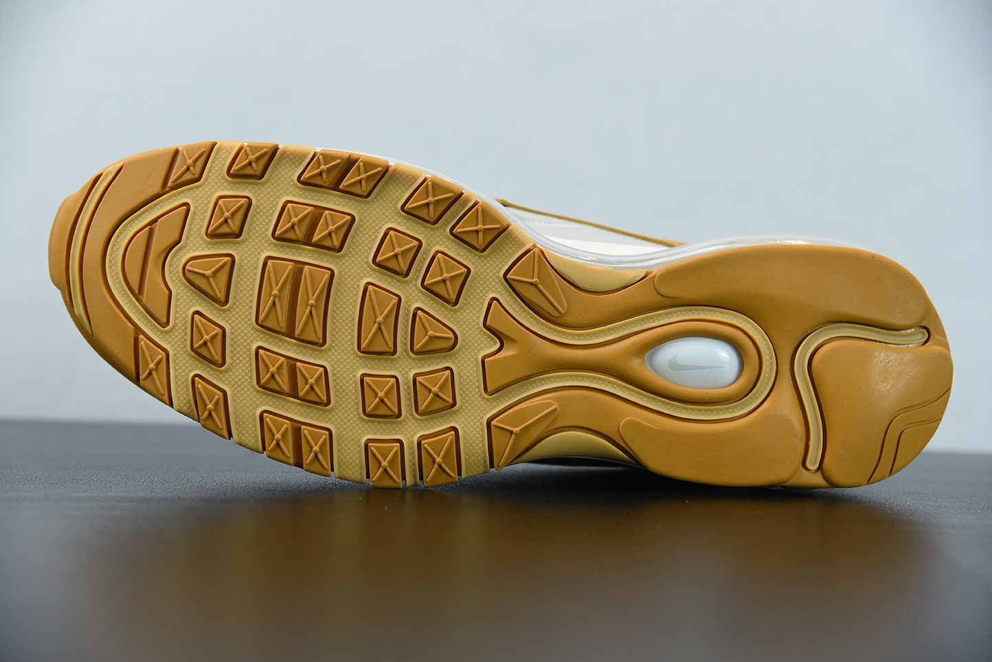 耐克Nike Air Max 97客制配色子弹全掌气垫复古运动鞋纯原版本 货号:CT1904-700