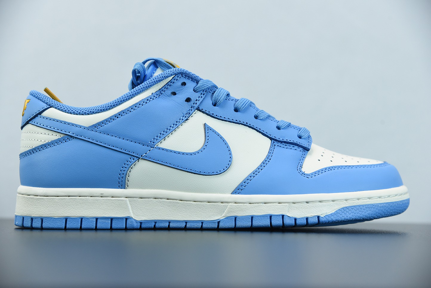 耐克Nike Dunk Low  Cost北卡蓝皇家蓝低帮运动休闲板鞋纯原版本 货号:DD1503-100