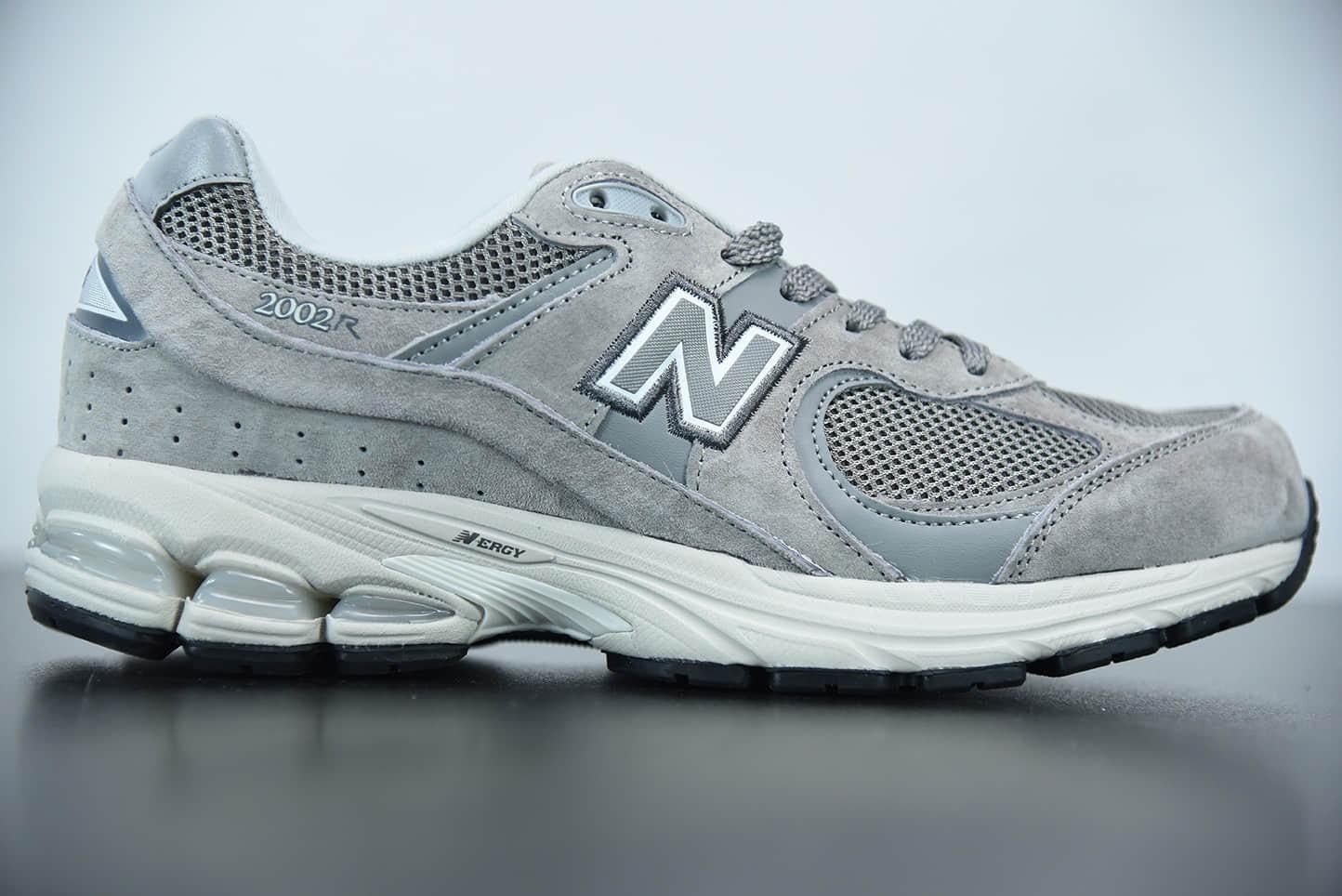 新百伦New Balance 2002R 元祖灰男女休闲慢跑鞋纯原版本 货号: ML2002RC