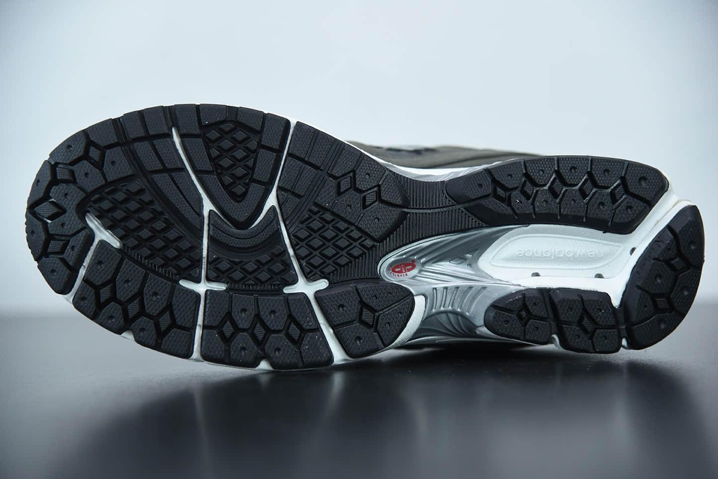 新百伦New Balance WL2002 磨砂闷青灰黑白复古休闲跑步鞋纯原版本 货号:ML2002RB