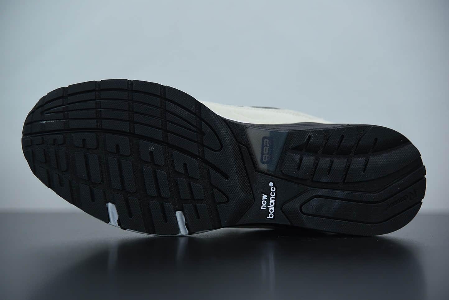 新百伦New Balance NB Made In USA M992系列卡其色美产血统经典复古休闲运动百搭老爹跑步鞋纯原版本 货号:M992YN2
