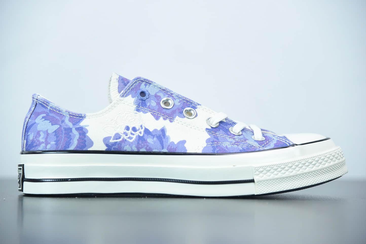 匡威Converse1970sLow 2021全新花卉系列低帮休闲板鞋纯原版本 货号: 570581C