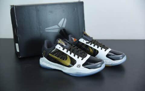 耐克Nike Zoom Kobe 5 Protro 科比5曼巴门徒专属限定 天使 低帮运动篮球鞋纯原版本 货号:CD0824-127