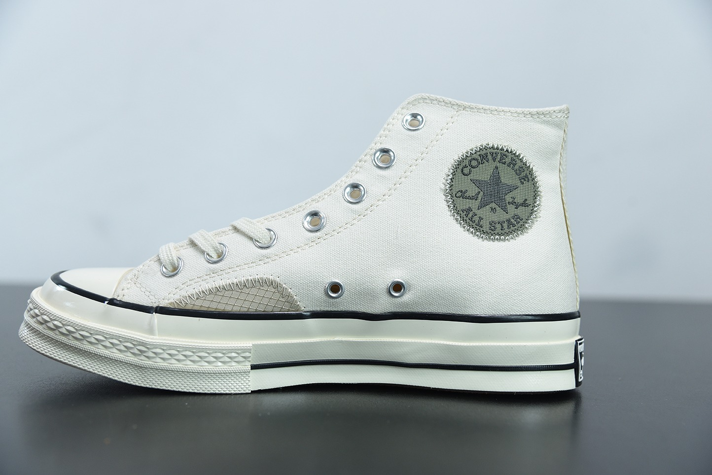 匡威Converse Chuck 1970s香甜草绿冰淇淋高帮硫化帆布鞋纯原版本