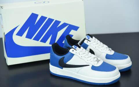 耐克 Nike Air Force 1 Mid '07 倒勾限定官方同步经典中帮板鞋纯原版本 货号:HG1136-022