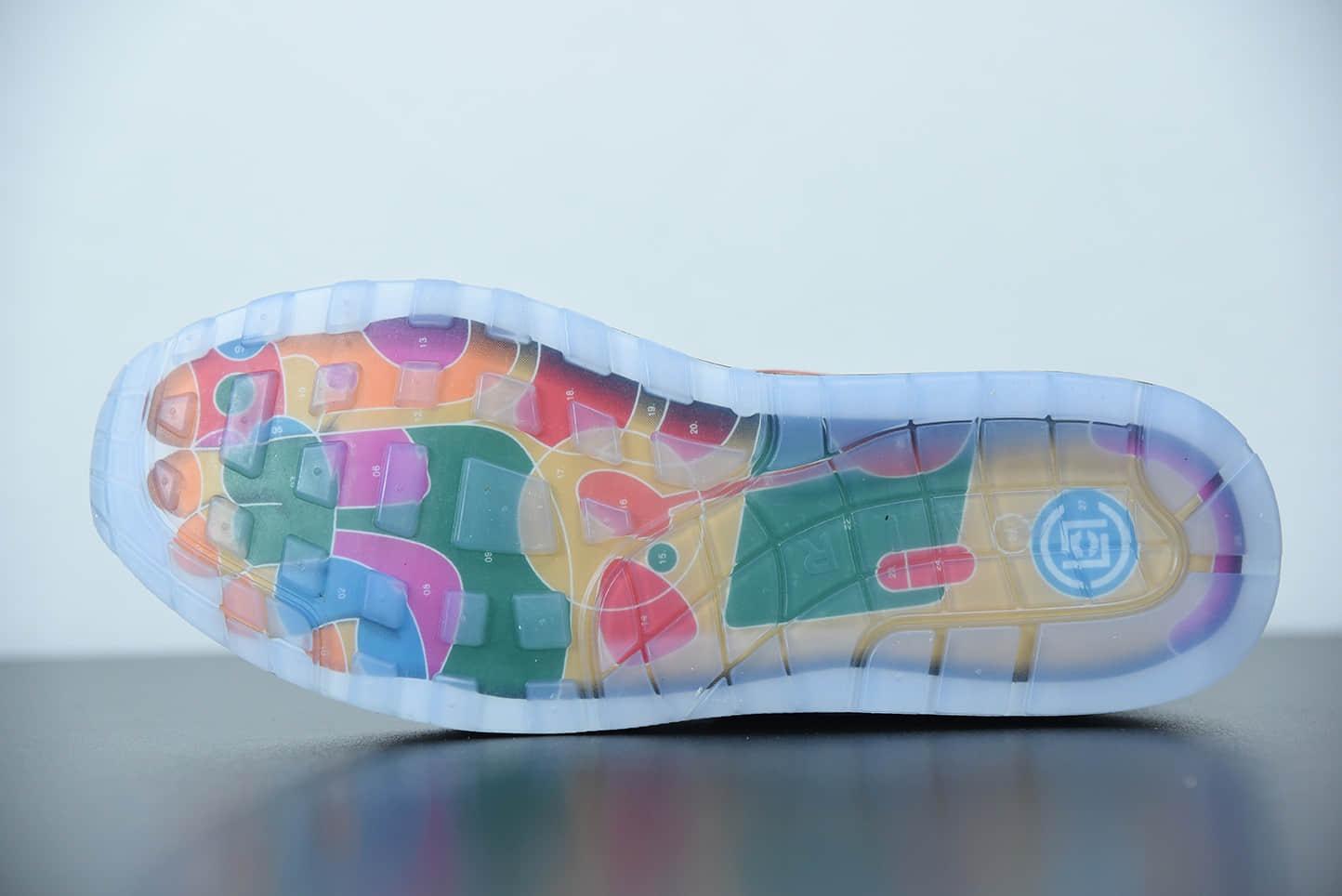 """耐克CLOT x Nk Air Max 1 """"Tea Leaf Brown""""""""死亡之吻""""茶叶中国限定气垫休闲鞋纯原版本 货号:DD1870-200"""
