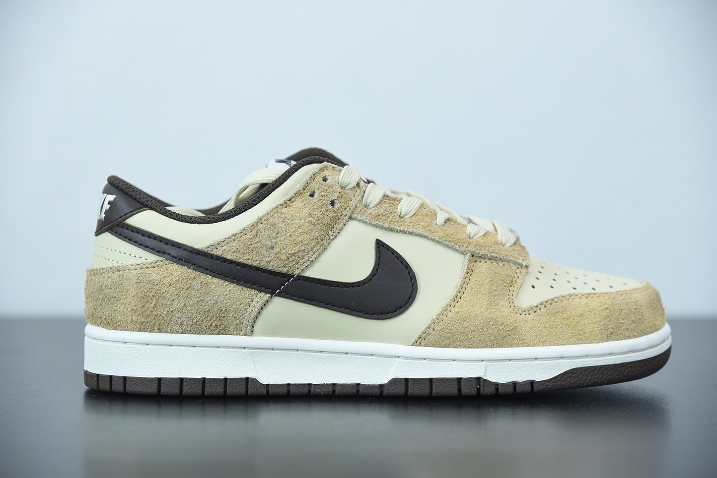 """耐克 Nike Dunk SB Low PRM """"Animal Pack 米白棕猎豹动物印花低帮板鞋纯原版本 货号:DH7913-200"""