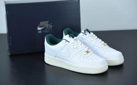 耐克Nike AIR FMRCE 1'07米白绿空军一号低帮板鞋纯原版本 货号:CN7782-103