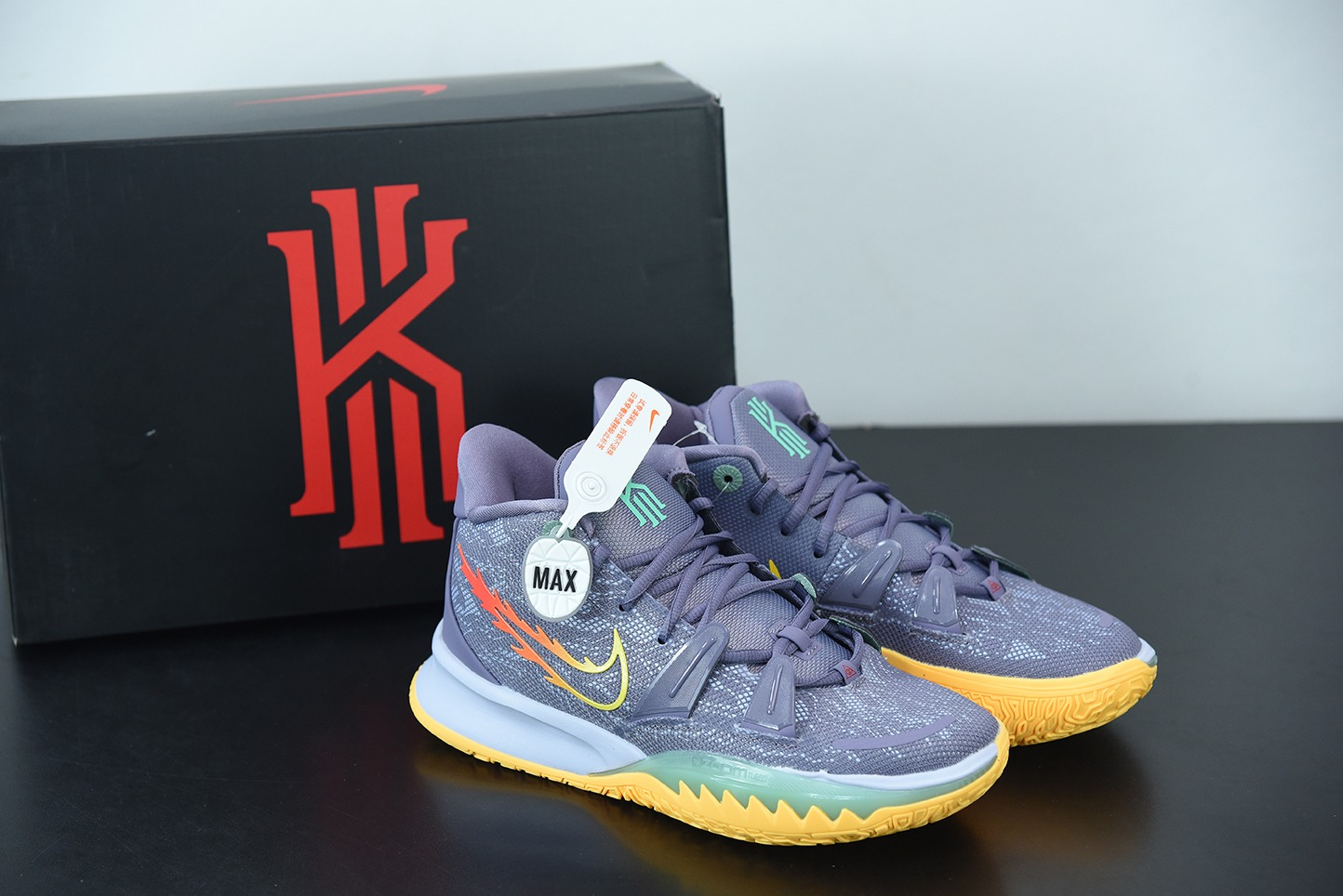 欧文NIKE KYRIE 7 DayBreak 欧文7代破晓实战篮球鞋纯原版本 货号:CQ9327-500