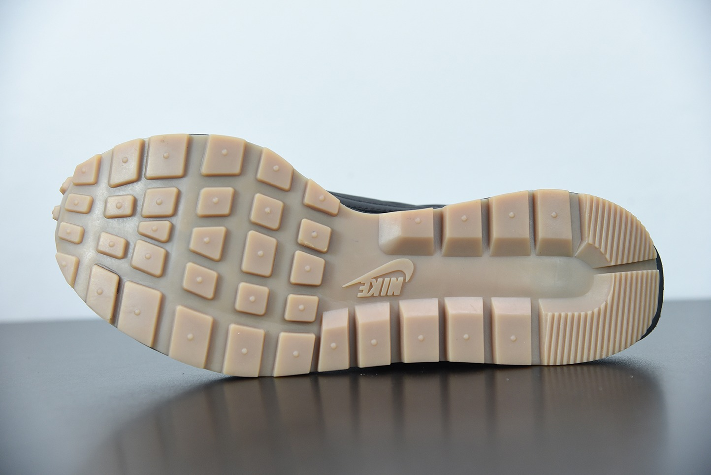 耐克Sacai X NK Vaporwaffle 华夫三代3.0纯黑厚布黑生胶大重叠双钩走秀重磅联名合作款纯原版本 货号: DD1875-001
