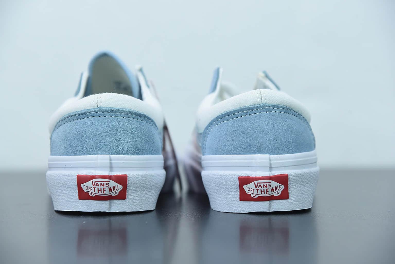万斯Vans Style 36 夏日新配色海盐汽水低帮休闲板鞋纯原版本 货号:VN0A54F69LY