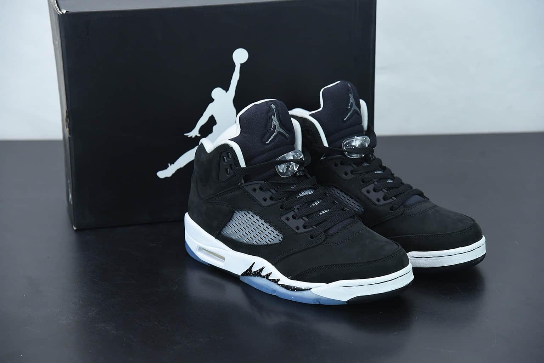 乔丹Air Jordan5 AJ5 Retro  Oreo  2021复刻版奥利奥男鞋文化篮球鞋纯原版本 货号:CT4838-011